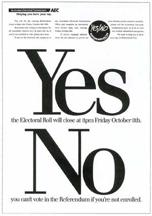 Yes/No Pamphlet