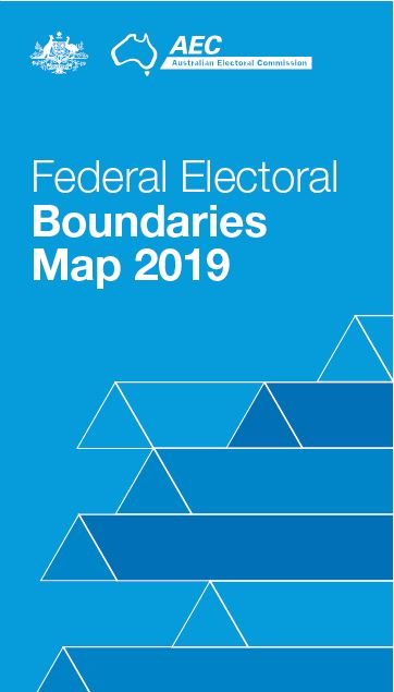 Political Map Of Victoria Australia.Maps And Spatial Data Australian Electoral Commission